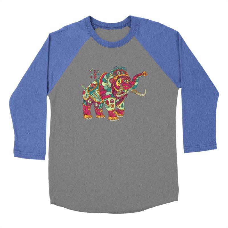 Mammoth, cool art from the AlphaPod Collection Women's Longsleeve T-Shirt by AlphaPod