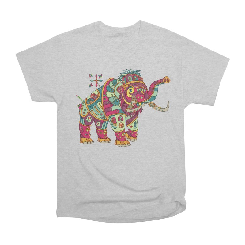 Mammoth, cool wall art for kids and adults alike Women's Classic Unisex T-Shirt by AlphaPod