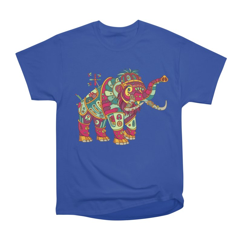 Mammoth, cool art from the AlphaPod Collection Men's Classic T-Shirt by AlphaPod