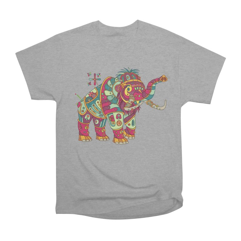 Mammoth, cool art from the AlphaPod Collection Women's Classic Unisex T-Shirt by AlphaPod