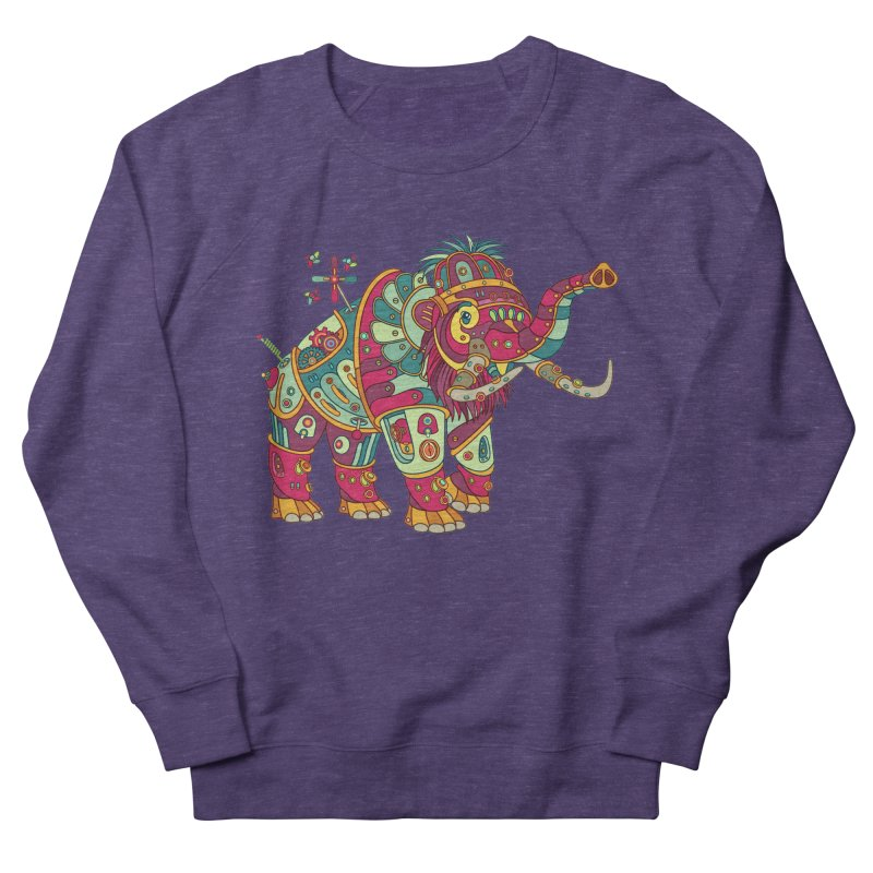 Mammoth, cool art from the AlphaPod Collection Women's Sweatshirt by AlphaPod