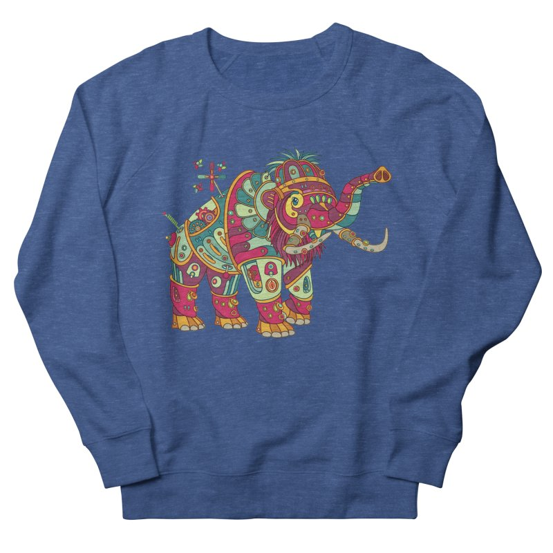 Mammoth, cool art from the AlphaPod Collection Men's Sweatshirt by AlphaPod