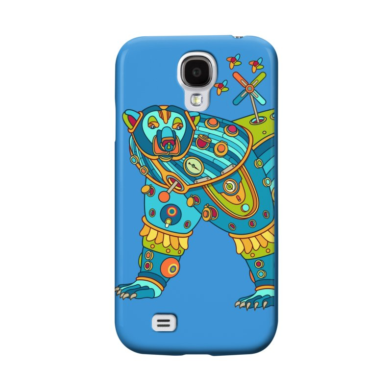 Polar Bear, cool art from the AlphaPod Collection Accessories Phone Case by AlphaPod
