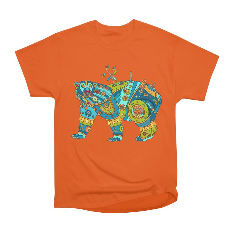 Polar Bear, cool art from the AlphaPod Collection Men's T-Shirt by AlphaPod