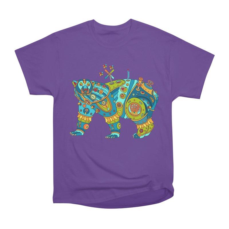 Polar Bear, cool art from the AlphaPod Collection Men's Classic T-Shirt by AlphaPod