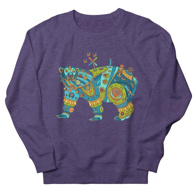 Polar Bear, cool art from the AlphaPod Collection Women's Sweatshirt by AlphaPod