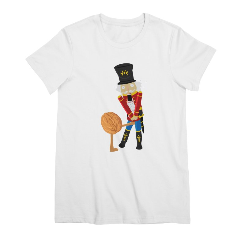 The Nutcracker Women's Premium T-Shirt by Alpha Ryan's Artist Shop