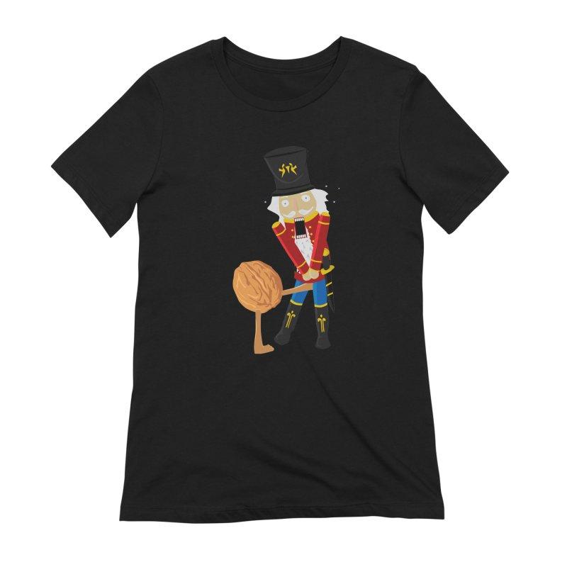 The Nutcracker Women's Extra Soft T-Shirt by Alpha Ryan's Artist Shop