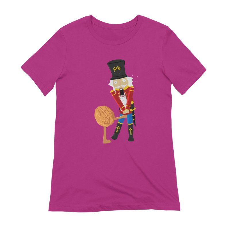 The Nutcracker Women's Extra Soft T-Shirt by Alpha Ryan's Artist Shop