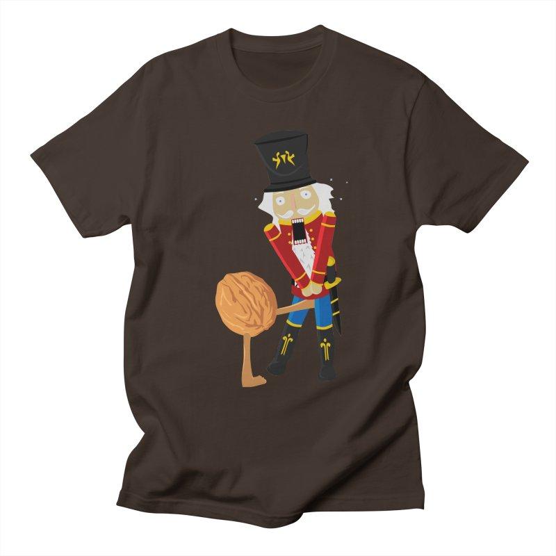 The Nutcracker Men's T-Shirt by Alpha Ryan's Artist Shop