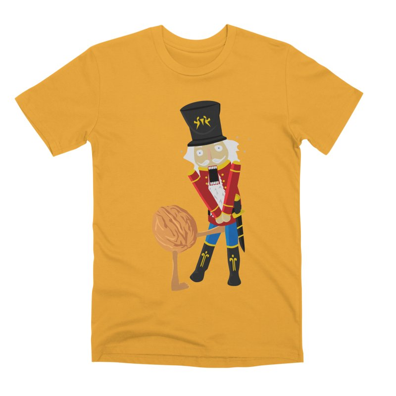 The Nutcracker Men's Premium T-Shirt by Alpha Ryan's Artist Shop