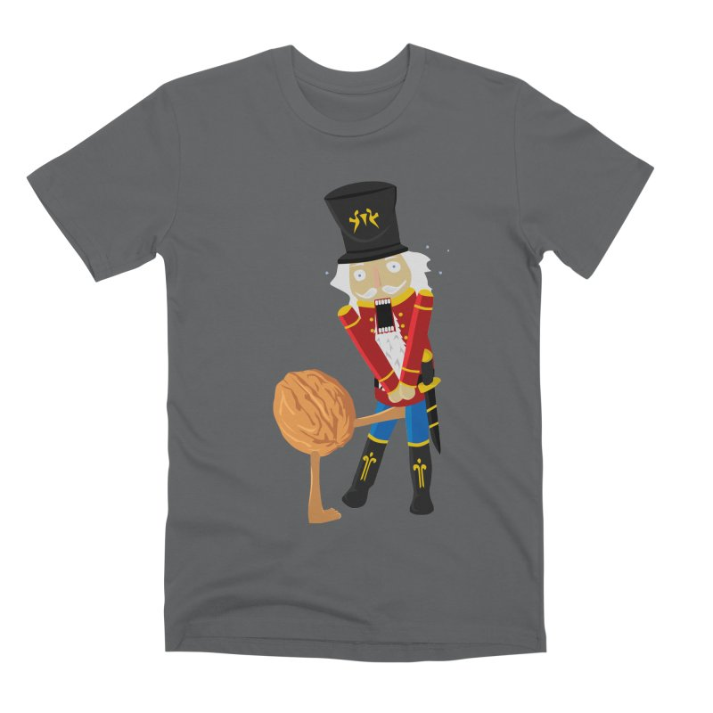 The Nutcracker Men's Premium T-Shirt by Alpha Ryan's Artist Shop