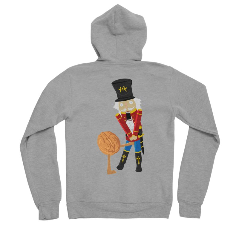The Nutcracker Men's Sponge Fleece Zip-Up Hoody by Alpha Ryan's Artist Shop