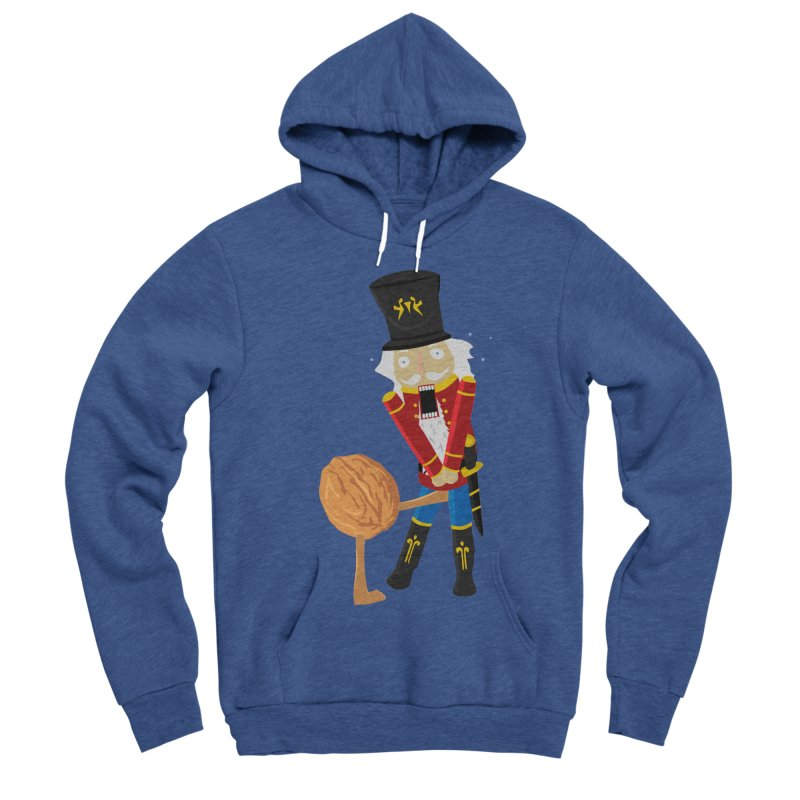 The Nutcracker Men's Sponge Fleece Pullover Hoody by Alpha Ryan's Artist Shop
