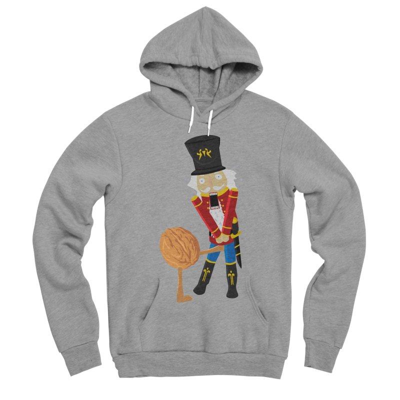 The Nutcracker Men's Sponge Fleece Pullover Hoody by Alpha Ryan's Artist Shop
