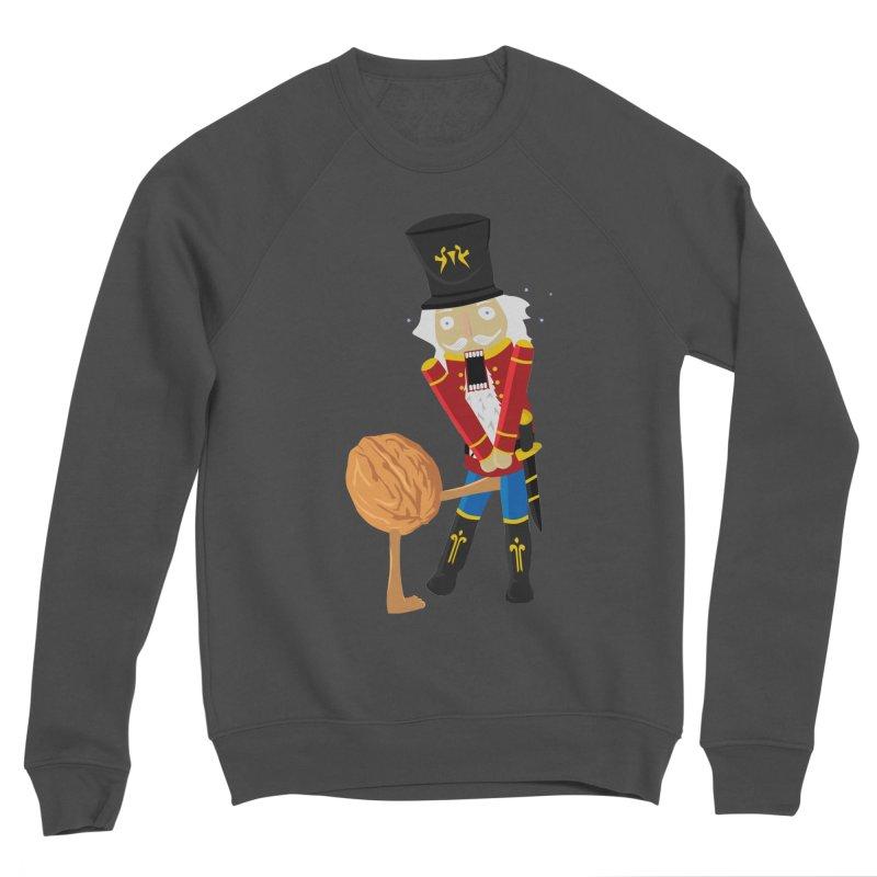 The Nutcracker Men's Sponge Fleece Sweatshirt by Alpha Ryan's Artist Shop