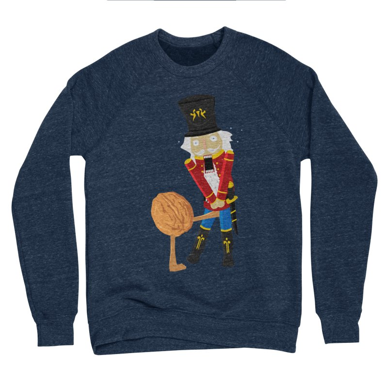 The Nutcracker Men's Sponge Fleece Sweatshirt by Alpha Ryan's Artist Shop