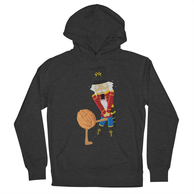 The Nutcracker Women's French Terry Pullover Hoody by Alpha Ryan's Artist Shop