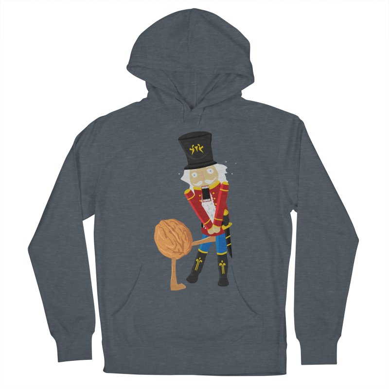 The Nutcracker Men's French Terry Pullover Hoody by Alpha Ryan's Artist Shop