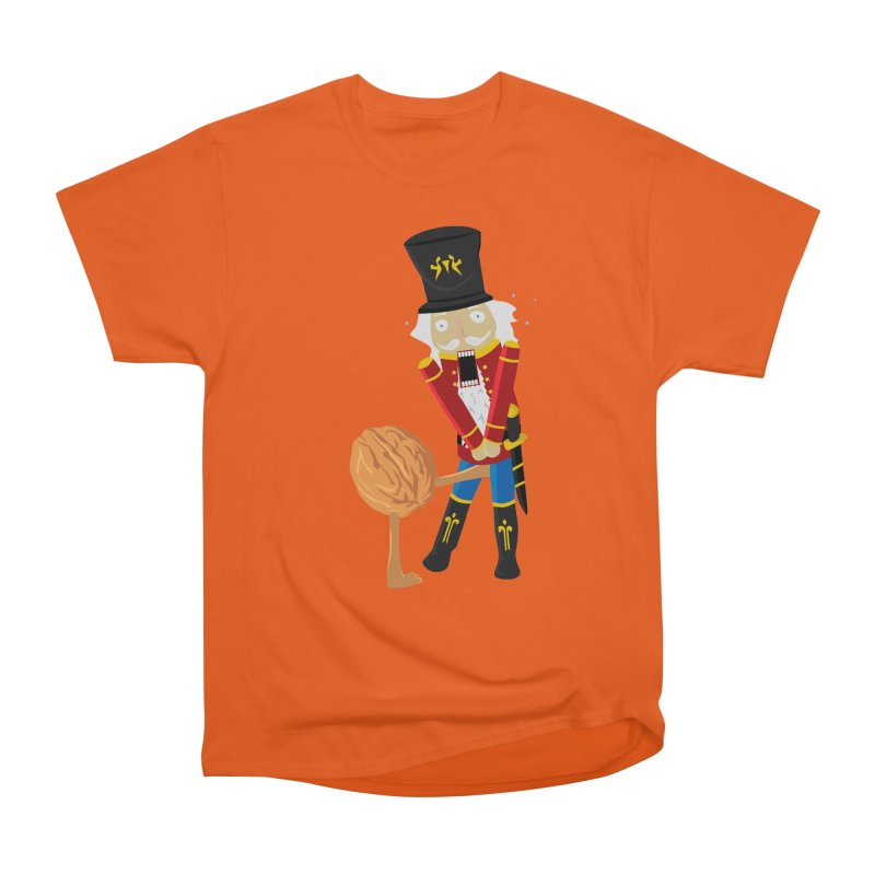 The Nutcracker Men's Heavyweight T-Shirt by Alpha Ryan's Artist Shop