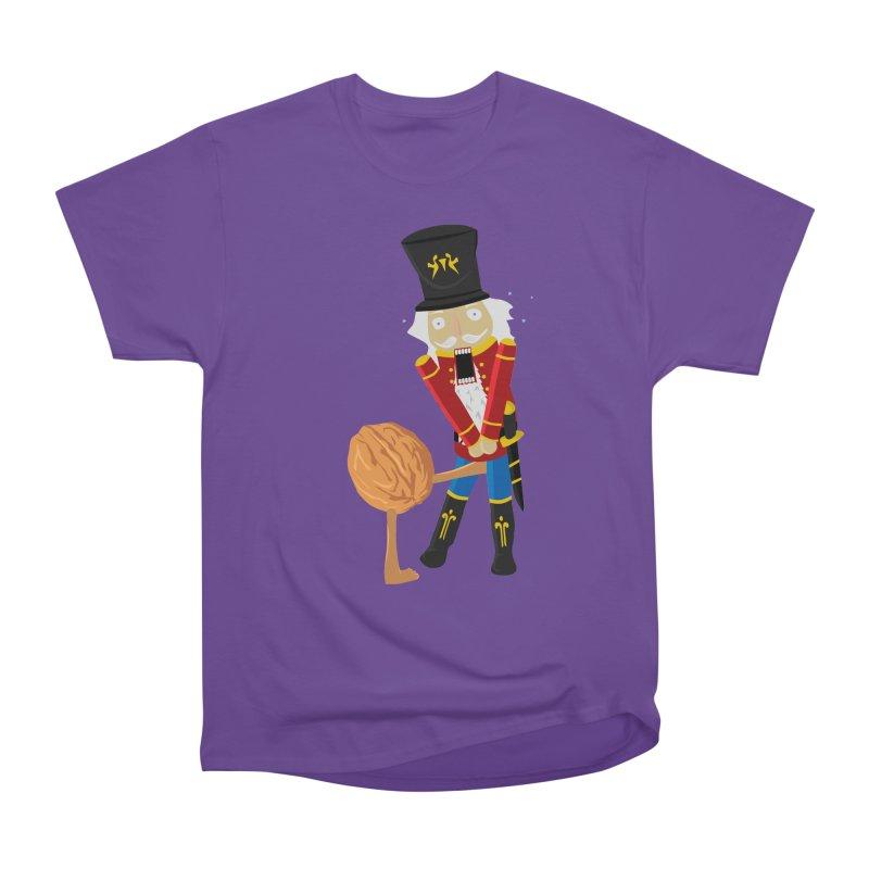 The Nutcracker Men's Heavyweight T-Shirt by Alpha Ryan's Artist Shop
