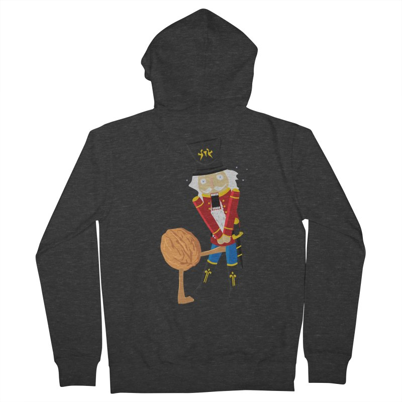 The Nutcracker Women's French Terry Zip-Up Hoody by Alpha Ryan's Artist Shop