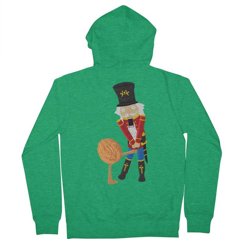 The Nutcracker Men's Zip-Up Hoody by Alpha Ryan's Artist Shop