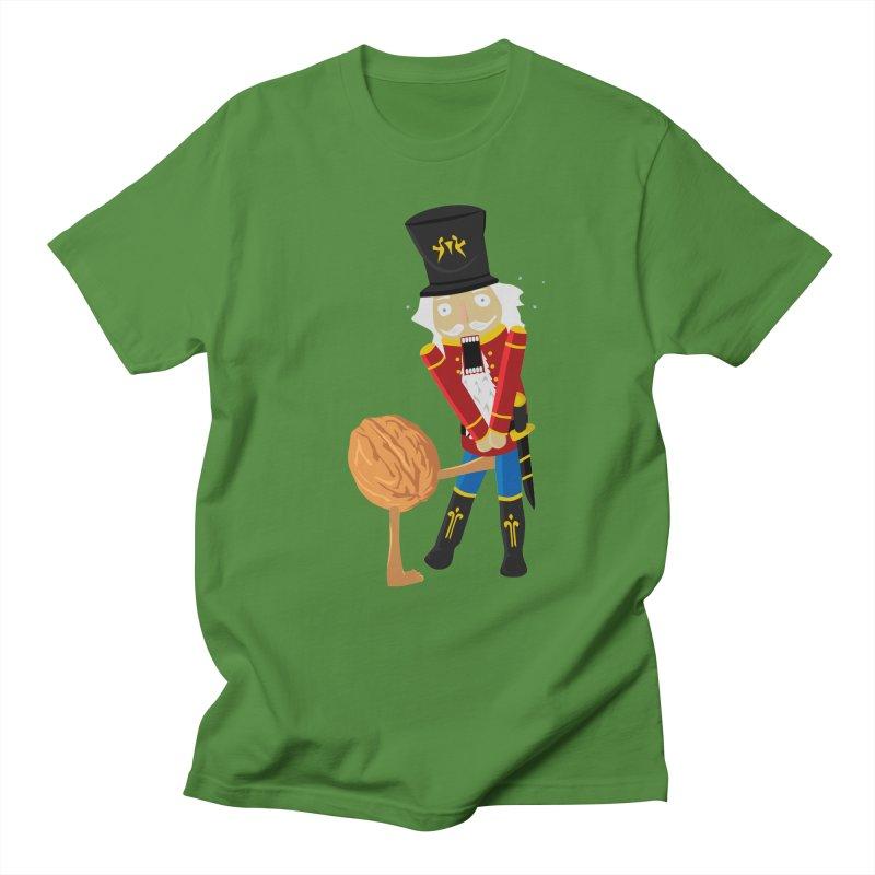 The Nutcracker Men's Regular T-Shirt by Alpha Ryan's Artist Shop