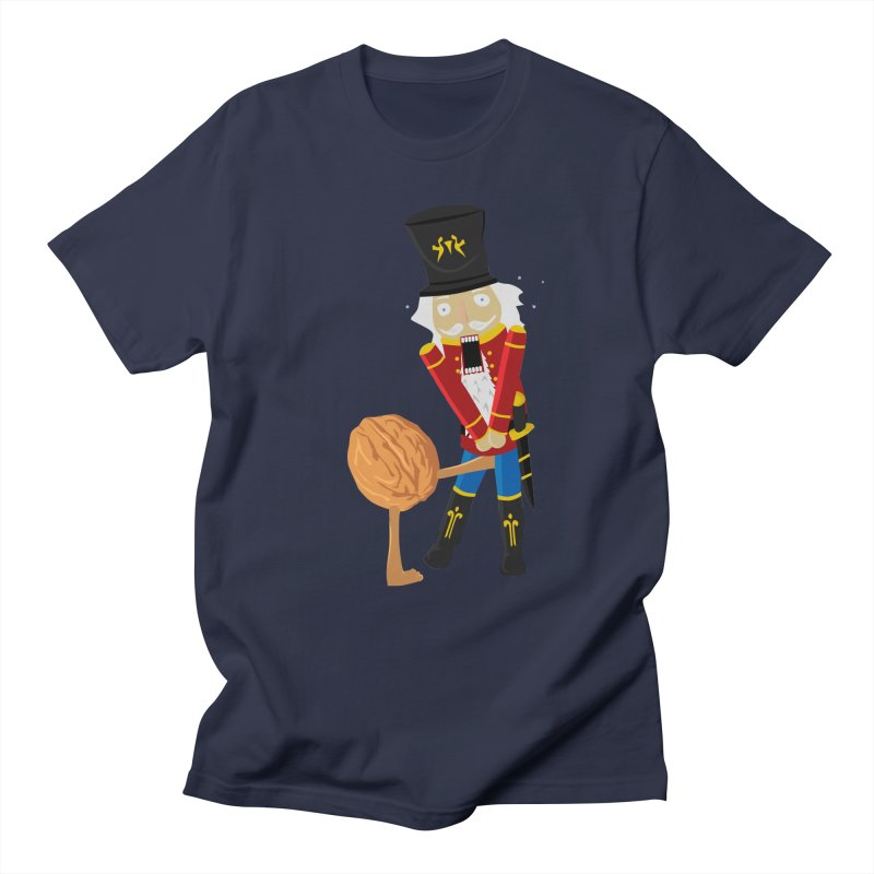 The Nutcracker Men's T-shirt by Alpha Ryan's Artist Shop