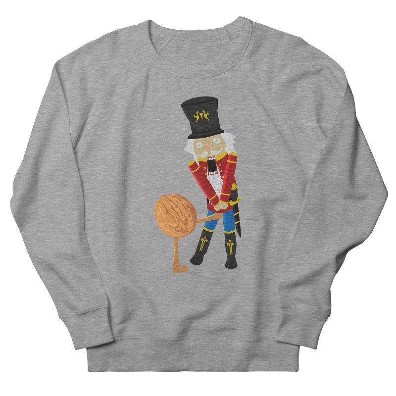 The Nutcracker Men's French Terry Sweatshirt by Alpha Ryan's Artist Shop