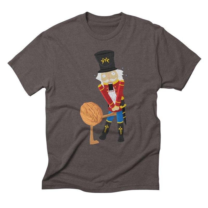 The Nutcracker Men's Triblend T-Shirt by Alpha Ryan's Artist Shop