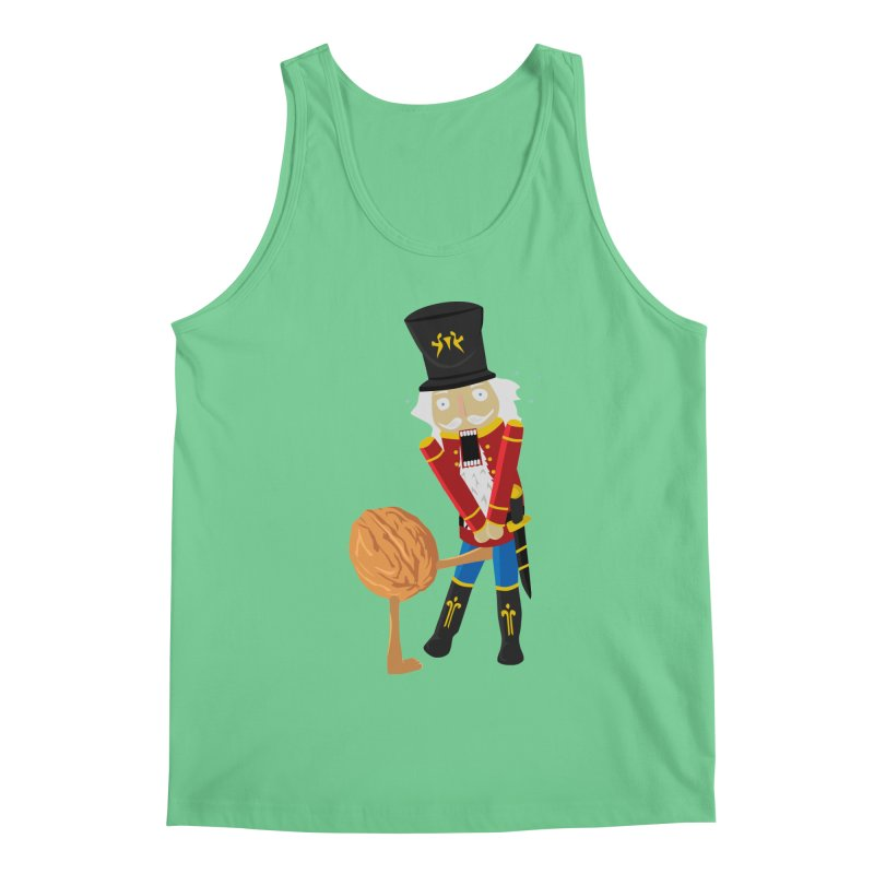 The Nutcracker Men's Tank by Alpha Ryan's Artist Shop