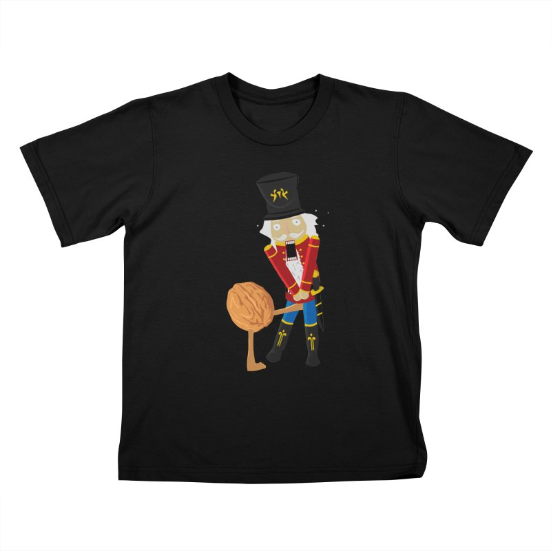 The Nutcracker Kids T-shirt by Alpha Ryan's Artist Shop
