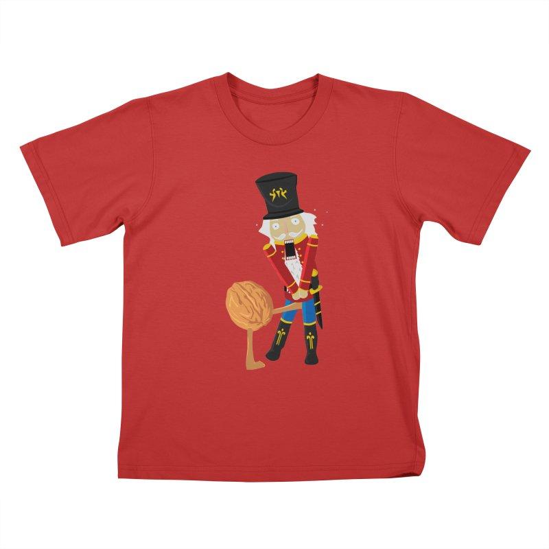 The Nutcracker Kids T-Shirt by Alpha Ryan's Artist Shop