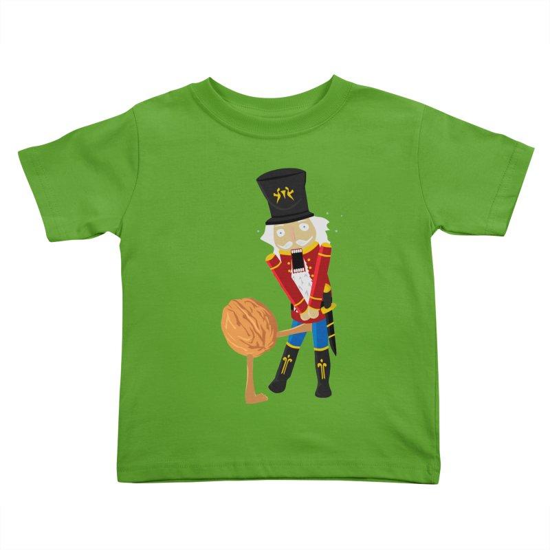 The Nutcracker Kids Toddler T-Shirt by Alpha Ryan's Artist Shop