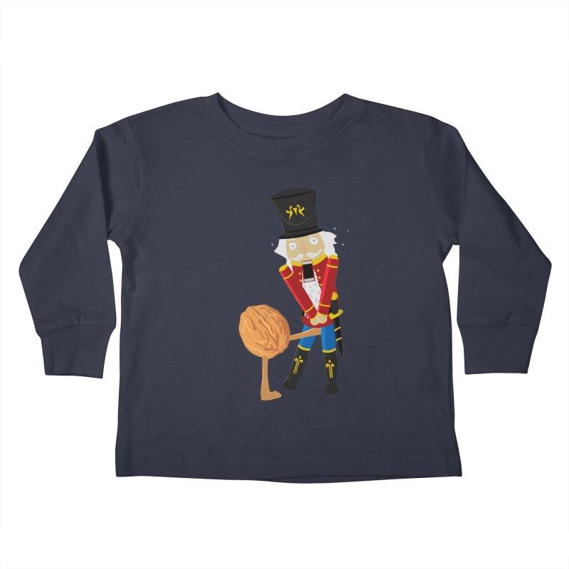 The Nutcracker Kids Toddler Longsleeve T-Shirt by Alpha Ryan's Artist Shop