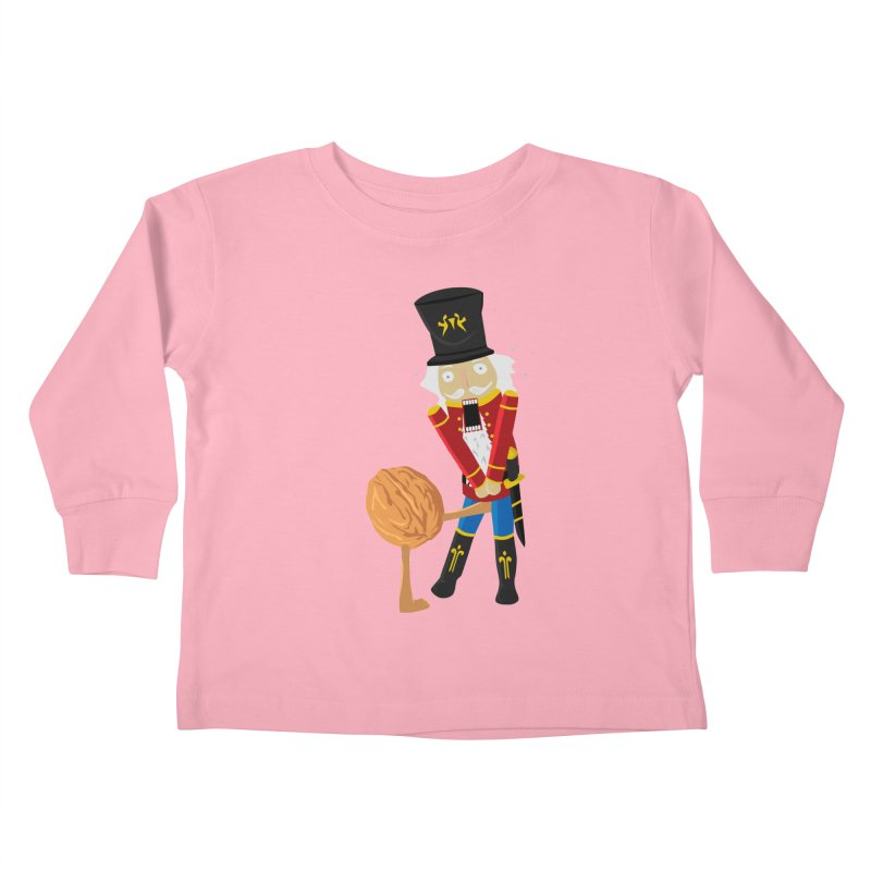 The Nutcracker Kids Toddler Longsleeve T-Shirt by Alpha Ryan's Artist Shop