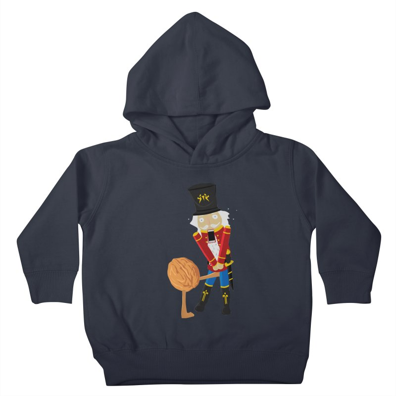 The Nutcracker Kids Toddler Pullover Hoody by Alpha Ryan's Artist Shop