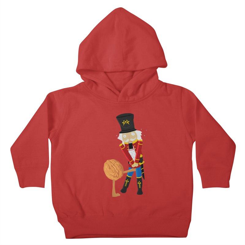 The Nutcracker Kids Toddler Pullover Hoody by Alpha Ryan's Artist Shop