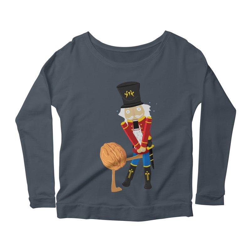 The Nutcracker Women's Scoop Neck Longsleeve T-Shirt by Alpha Ryan's Artist Shop