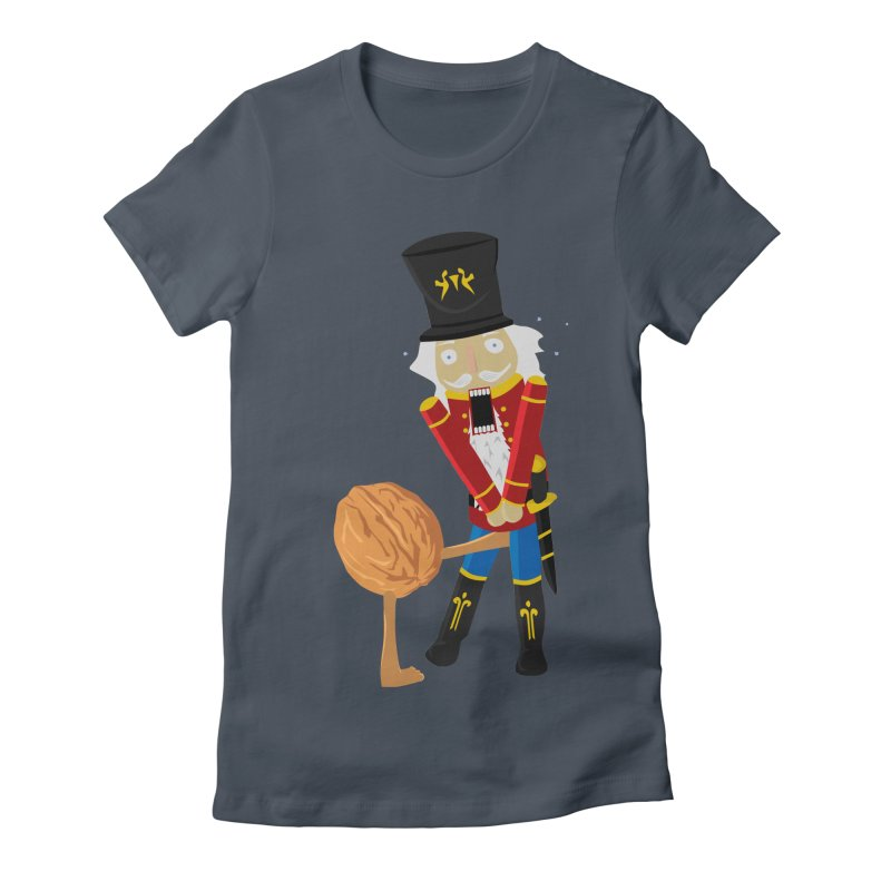 The Nutcracker Women's T-Shirt by Alpha Ryan's Artist Shop