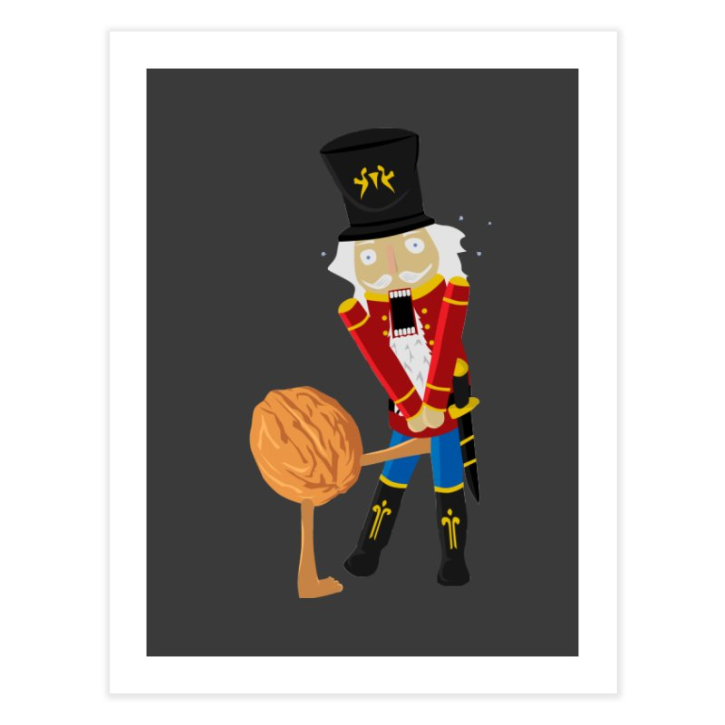 The Nutcracker Home Fine Art Print by Alpha Ryan's Artist Shop