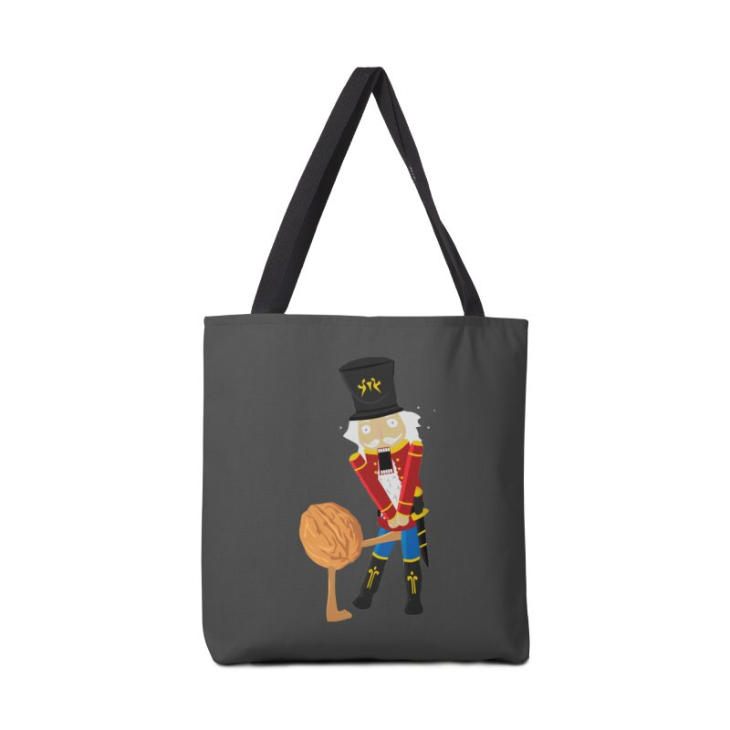 The Nutcracker Accessories Tote Bag Bag by Alpha Ryan's Artist Shop