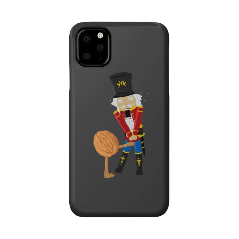 The Nutcracker Accessories Phone Case by Alpha Ryan's Artist Shop