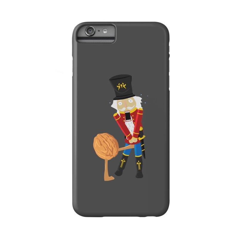 The Nutcracker Accessories Phone Case by Alpha Ryan's Artist Shop