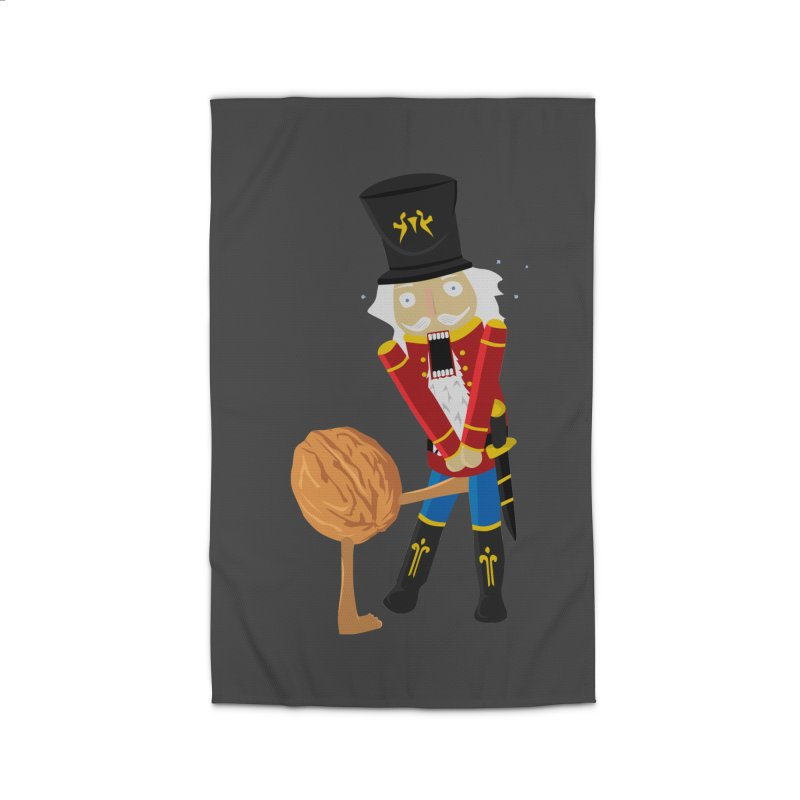The Nutcracker Home Rug by Alpha Ryan's Artist Shop