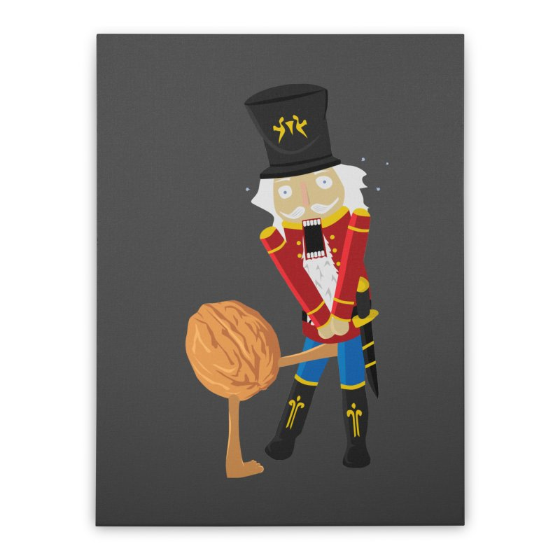 The Nutcracker Home Stretched Canvas by Alpha Ryan's Artist Shop