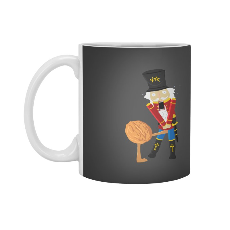The Nutcracker Accessories Mug by Alpha Ryan's Artist Shop