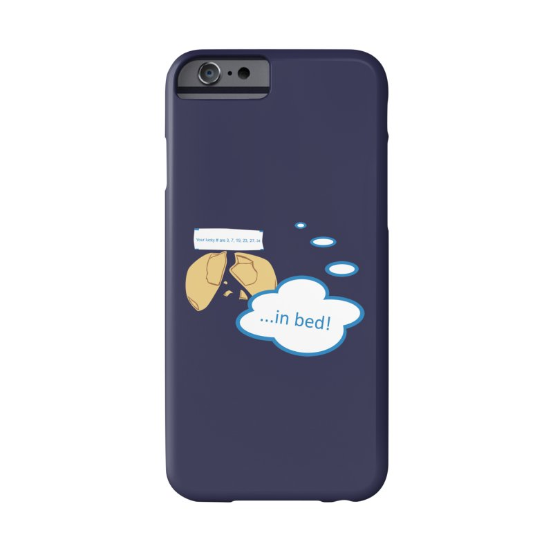 Fortune Cookie Lucky #s Accessories Phone Case by Alpha Ryan's Artist Shop