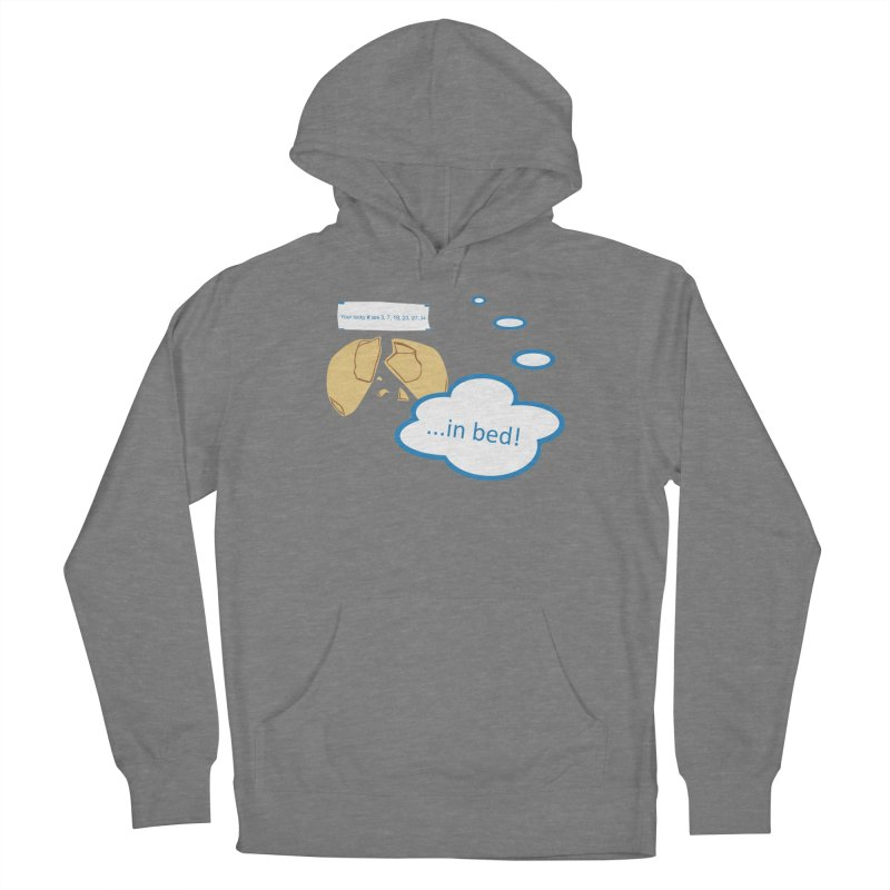 Fortune Cookie Lucky #s Women's Pullover Hoody by Alpha Ryan's Artist Shop